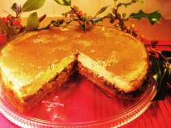 Mincemeat Cheesecake recipe