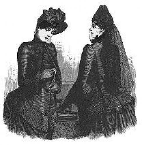 Victorian Mourning Etiquett