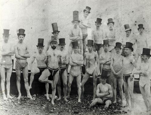 Brighton S.C. is the oldest swimming club in Brighton