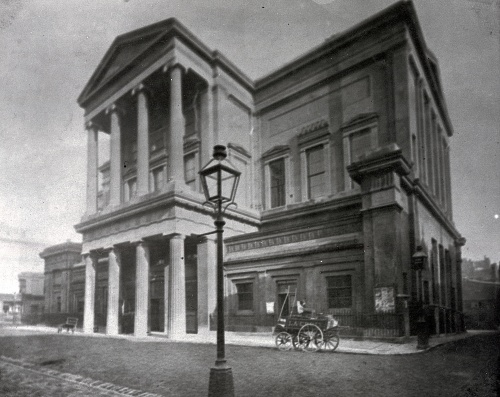 Brighton Town Hall, 1896'  -The Royal Pavilion and Museums, Brighton & Hove