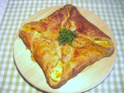 RUSSIAN  FISH PIE     recipe