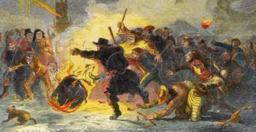 The Battle of Tar Tub